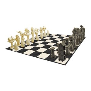 Asterix collector chess game
