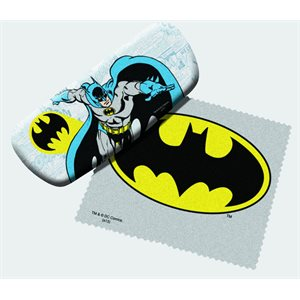 Batman eyeglass case