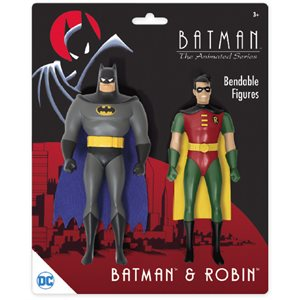 Fig flexibles Batman et Robin