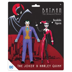 Fig flexibles Joker et Harley Quinn