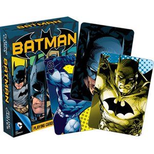 Jeu de cartes Batman