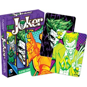 Jeu de cartes Joker