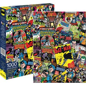 Casse-tete 1000pcs Batman collage