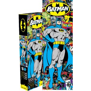 Casse-tete 1000pcs DC Comics Batman