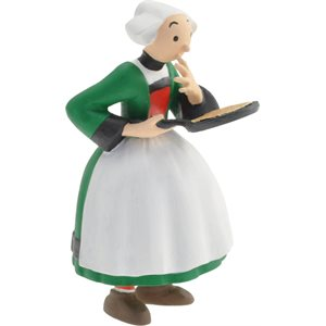 Figurine Becassine crepes