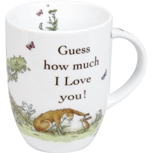 Mug Beatrix Potter I love you