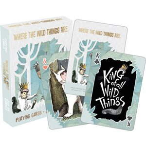Jeu de cartes WHERE THE WILD THINGS ARE