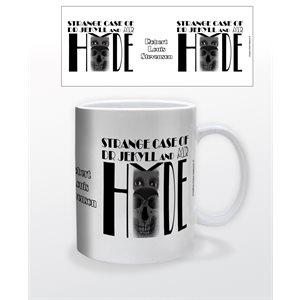 Mug - Dr Jekyll + Mr. Hyde #2***