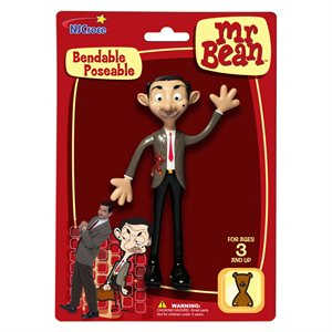 Figurine flexible Mr. Bean
