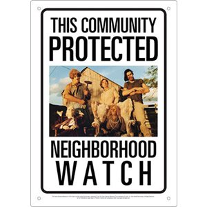 Neighborhood Watch The Sawyers