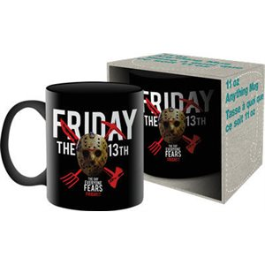 Friday The 13th Mask 11oz Boxed Mug