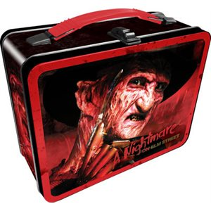 Nightmare G2 metal lunch box