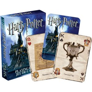 Jeu de cartes Harry Potter #1