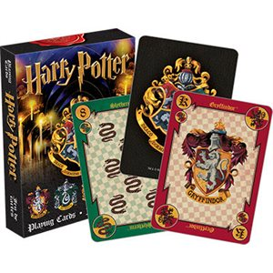 Jeu de cartes Harry Potter #2
