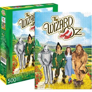 WIZARD OF OZ 500pc Puzzle