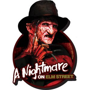 Aimant funky chunky NIGHTMARE ON ELM ST