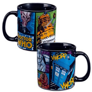 Mug ceramique 20 oz Dr.Who