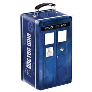 Boite a lunch Dr Who Tardis
