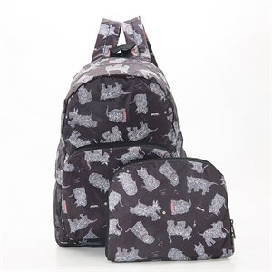 black scatty scotty backpack