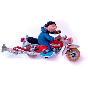 Gaston Motorcycle Collectoys
