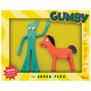 Fig.annees 1950-Gumby&Pokey 6flex.