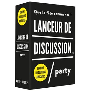 Lanceur de discussion - Party