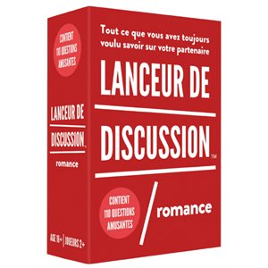 Lanceur de discussion - Romance
