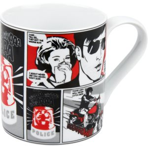 Mug Comic strip