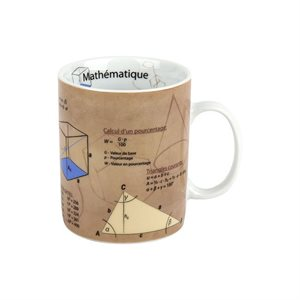 Mug Mathematique