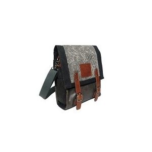 Sac a messager canvas Jumper GRIS