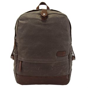 WaxC BROWN back pack