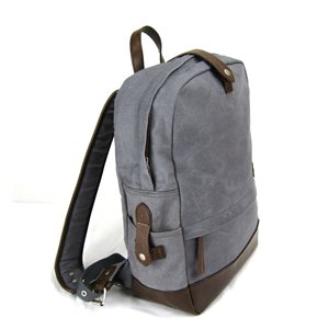 WaxC GREY back pack