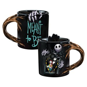 Mug thermoreactif Jack & Sally