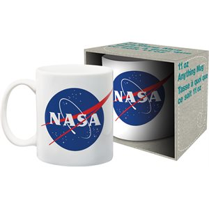 NASA Logo 11oz Boxed Mug