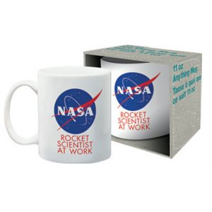 NASA Rocket Scientist 11oz Boxed Mug