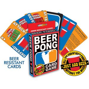 BEER PONG Playing Cards