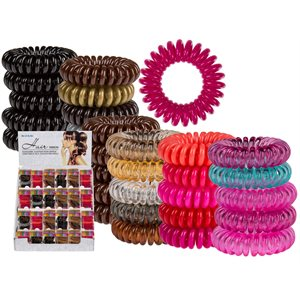 5 assorted hairbands D / 24