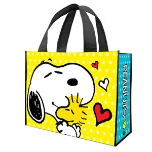 Grand sac reutilisable Snoopy