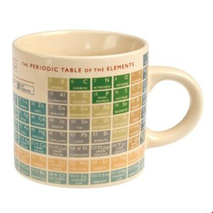 periodic table mug no box