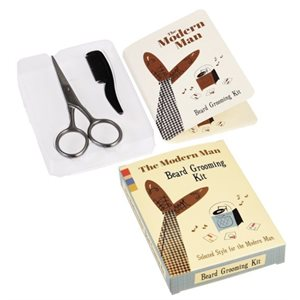 the modern man beard grooming set