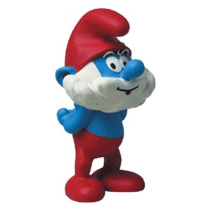 Big Smurf Collectoys