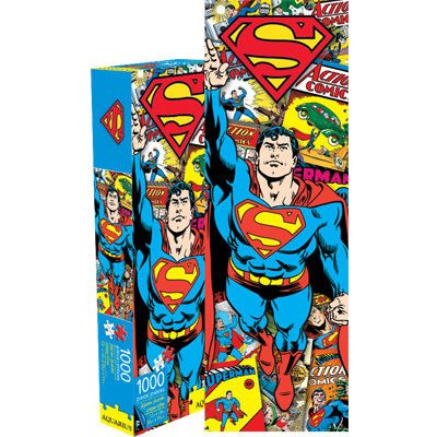 Casse-tete 1000pcs DC - Superman