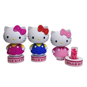 Hello Kitty Bobble Head candy / 6