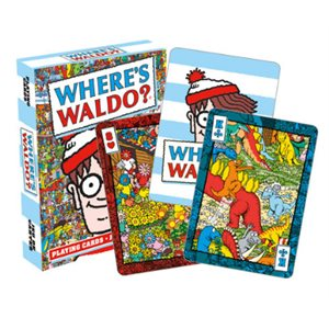 Where s Waldo Playing Cards