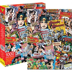 DC Comics Wonder Woman 1000pc Puzzle